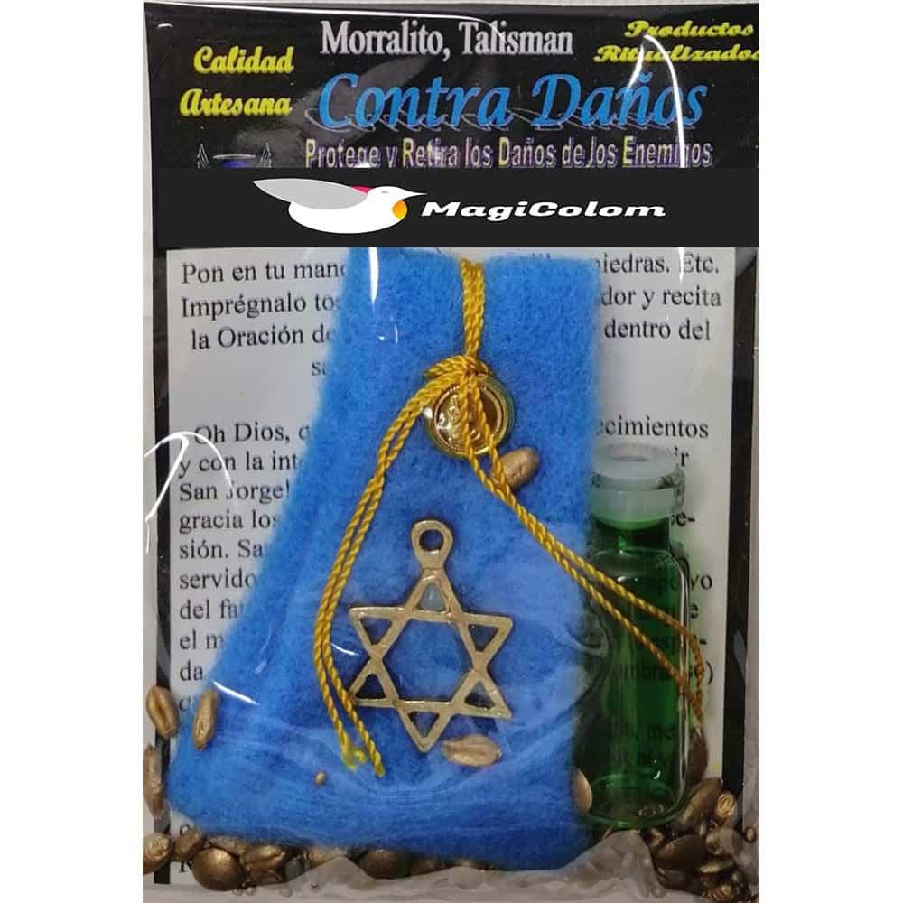 Amuleto Morralito Contra Daños