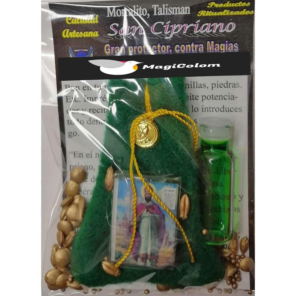 Amuleto Morralito San Cipriano