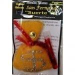 Amuleto Morralito San Fernando