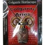 Colgante de Metal Horóscopo Aries