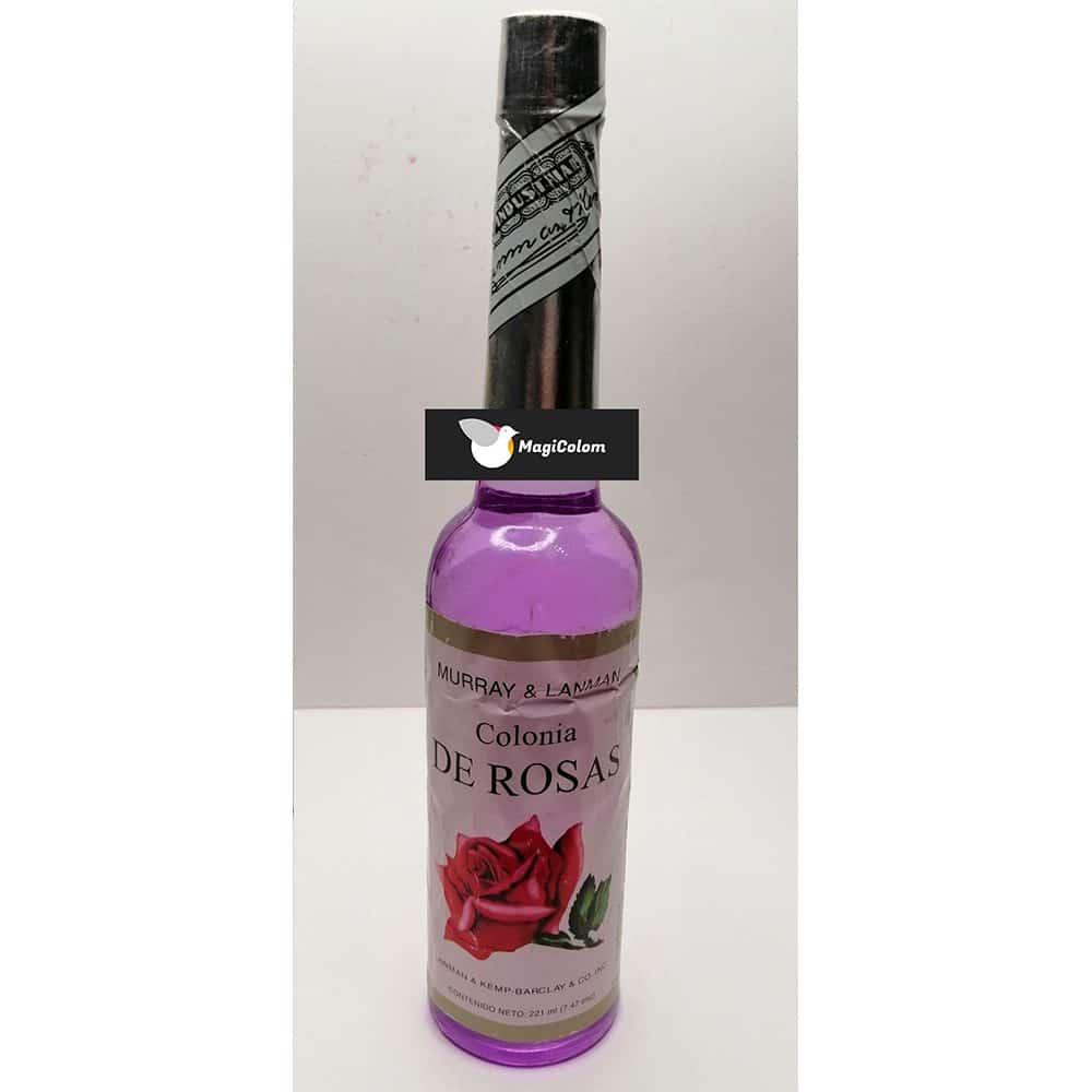 Agua de Rosas Murray & Lanman