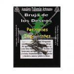 Amuleto Bruja de los Deseos