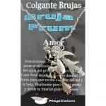 Amuleto mágico Bruja Frum