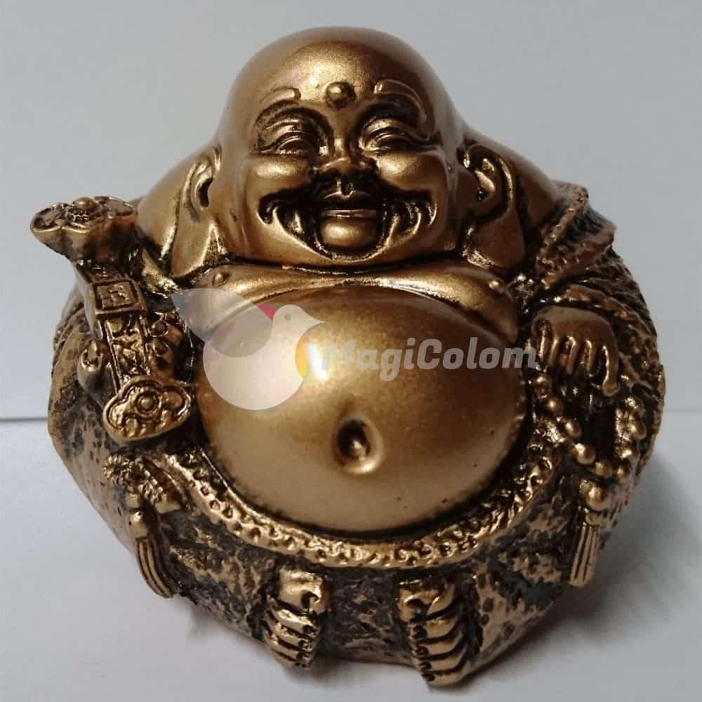 Buda Feliz de Resina