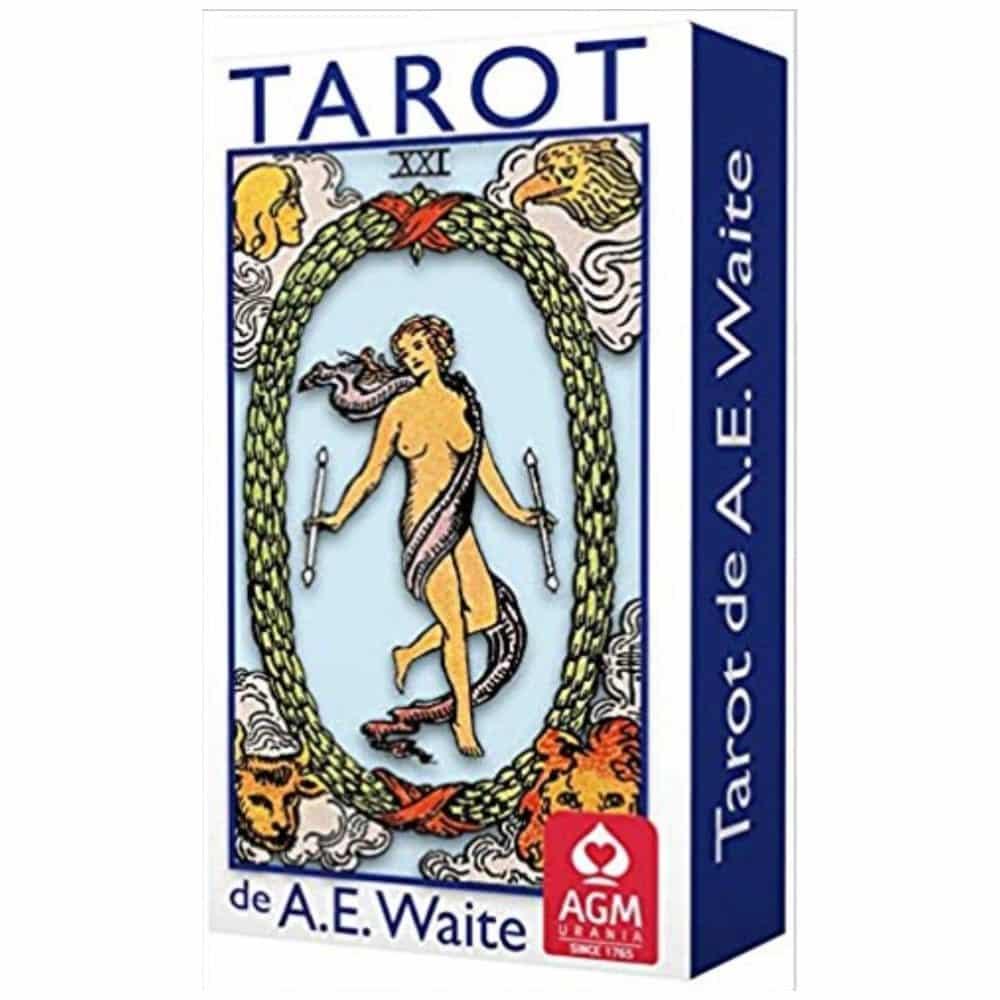 Cartas de Tarot Arthur Waite