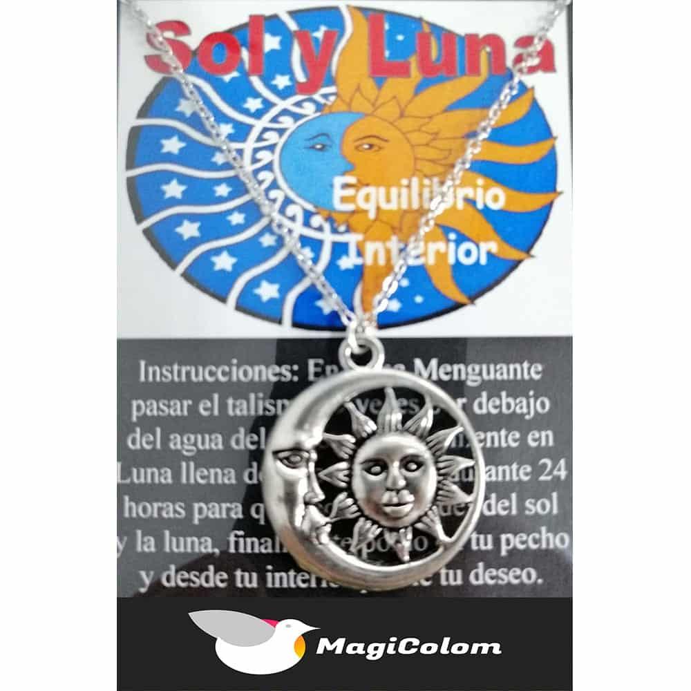 Talismán Sol y Luna