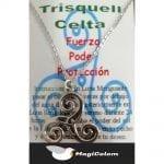 Talismán Trisquell Celta