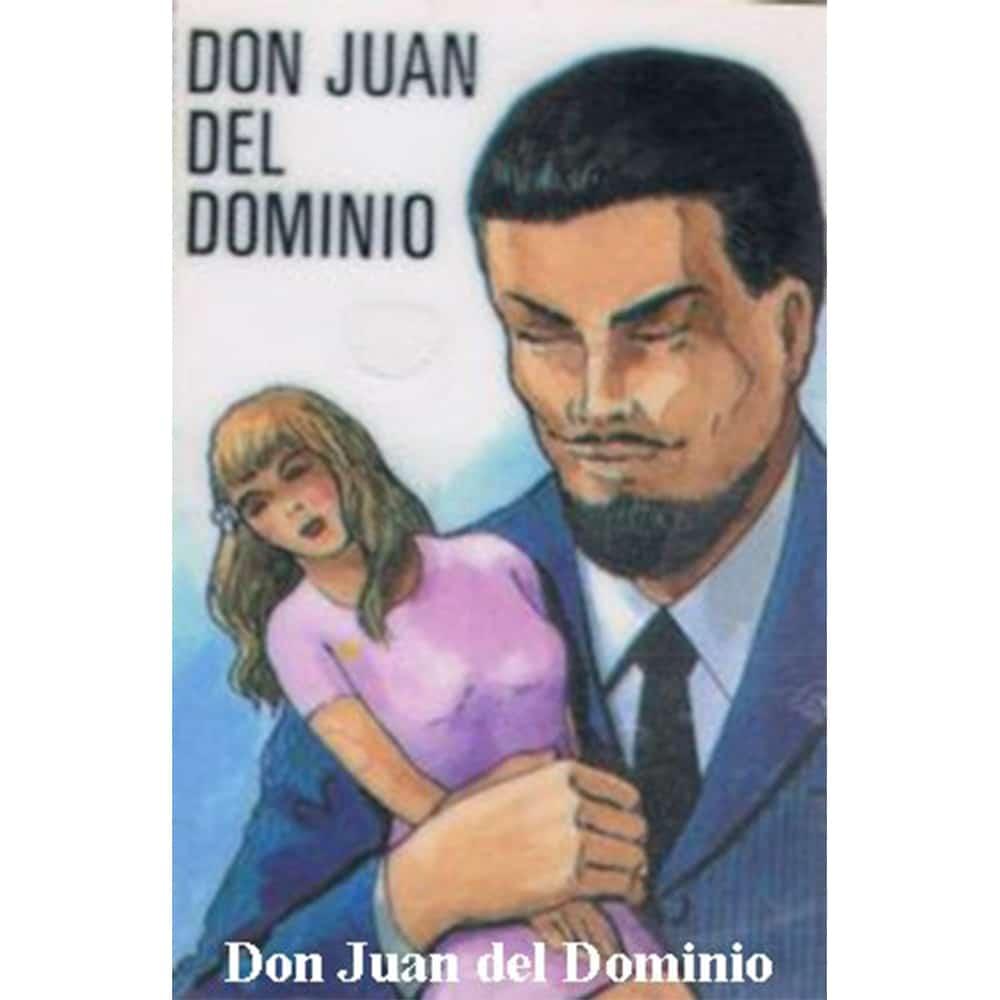 Estampa Plastificada de Juan del Dominio