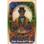 Estampa Plastificada Don Juan del Volteo