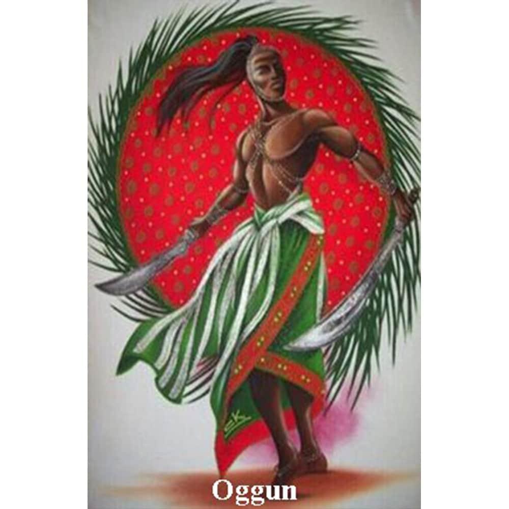Estampa Plastificada Oggun