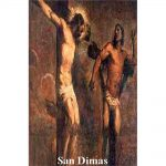 Estampa Plastificada San Dimas