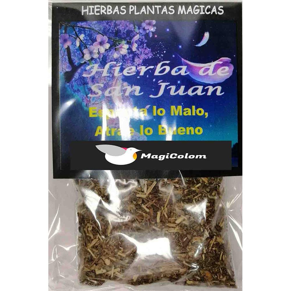 Hierba San Juan (Hiperico) 30 Gr Atrae lo bueno