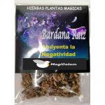 Hierba Bardana Raiz. 30 Gr (Ahuyenta Negatividad)