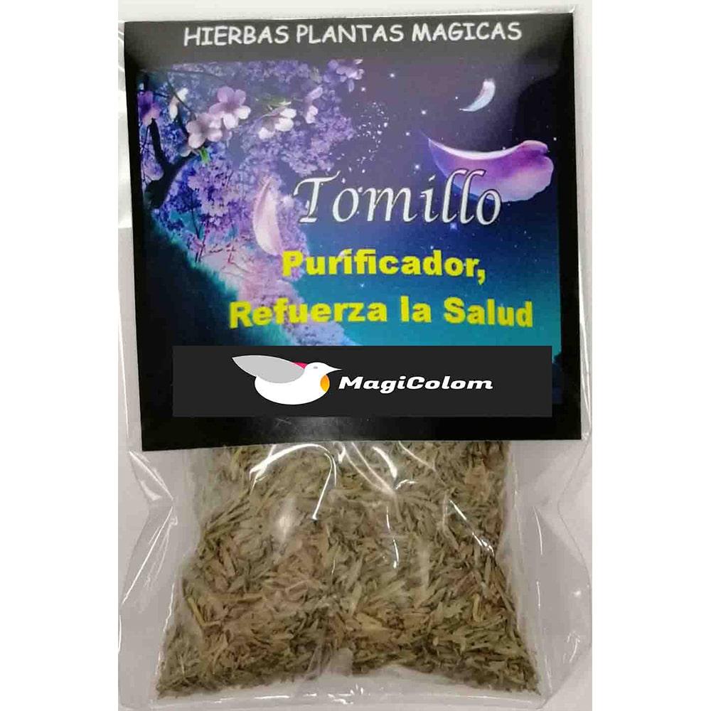 Hierba Tomillo 30 Gr Purifica, Refuerza Salud