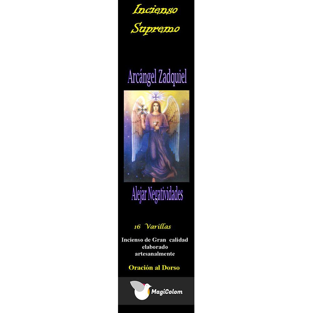 Incienso arcángel Uriel con oración