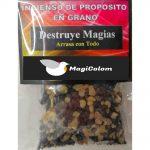 Incienso en granos Destruye magias
