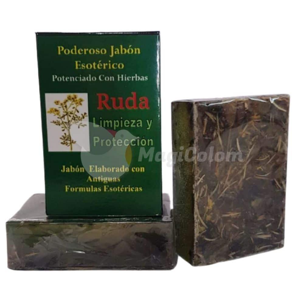 Jabón Esotérico de Hierbas Ruda. Gran Protección
