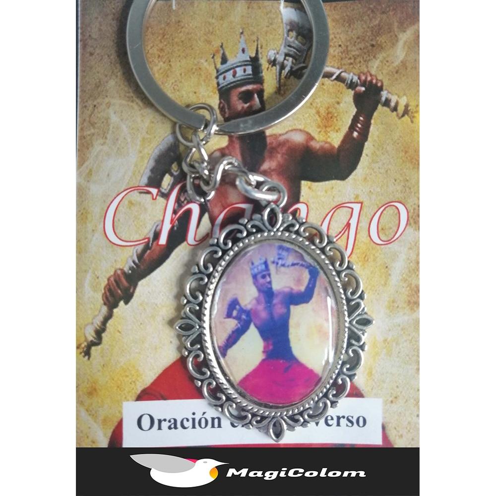 Llavero Esmaltado Chango
