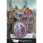 Llavero Esmaltado San Juan Bautista