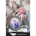 Llavero Esmaltado Virgen del Carmen