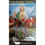 Medallón Esmaltado Judas Tadeo