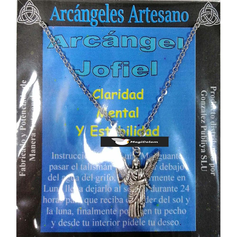 Poderoso Amuleto Arcángel Jofiel