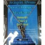 Poderoso Amuleto Arcángel Rafael