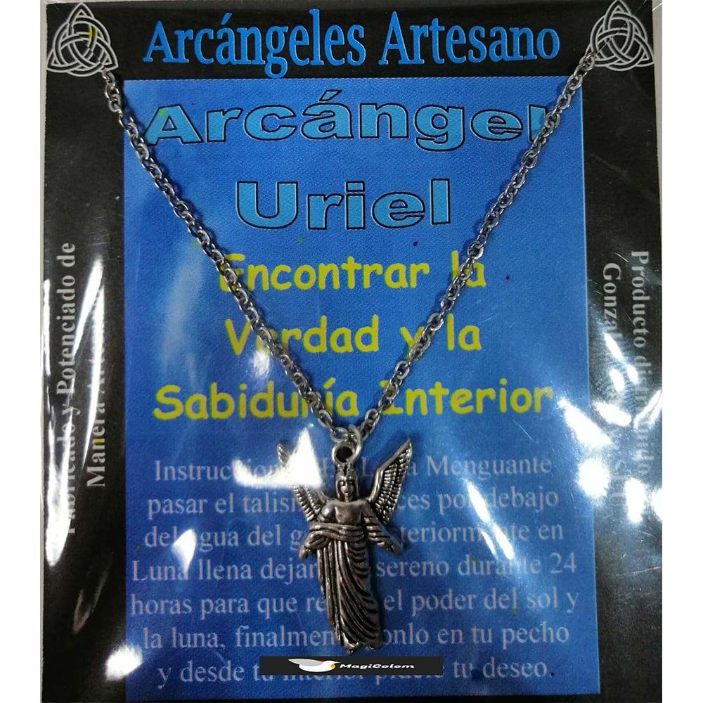 Poderoso Amuleto Arcángel Uriel