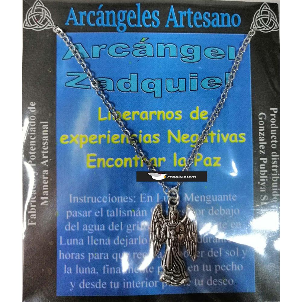 Poderoso Amuleto Arcángel Zadquiel