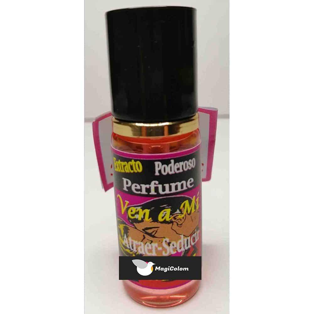 Potente perfume esotérico ven a mí