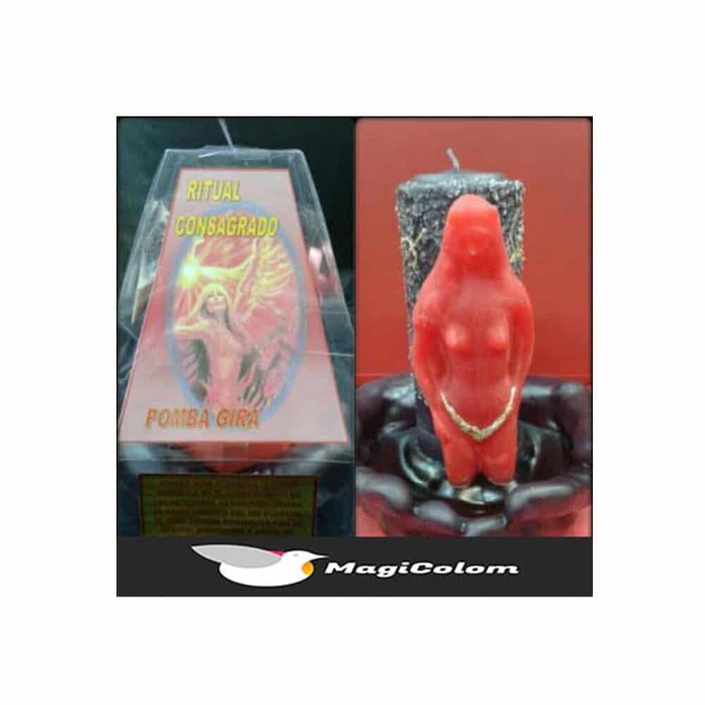 Ritual Consagrado Pomba Gira