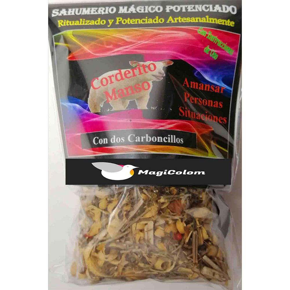 Sahumerio Esotérico Corderito Manso