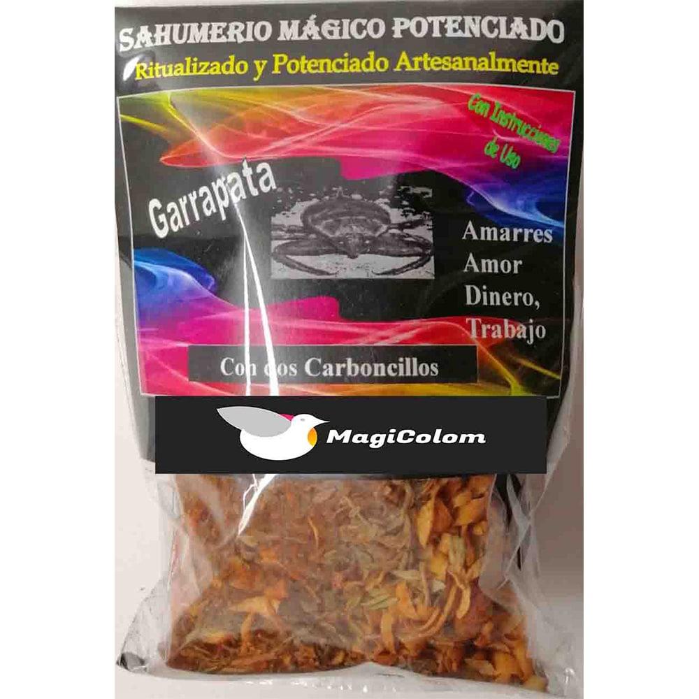Sahumerio Esotérico Garrapata