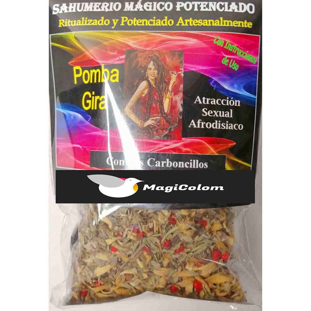 Sahumerio Esotérico Pomba Gira