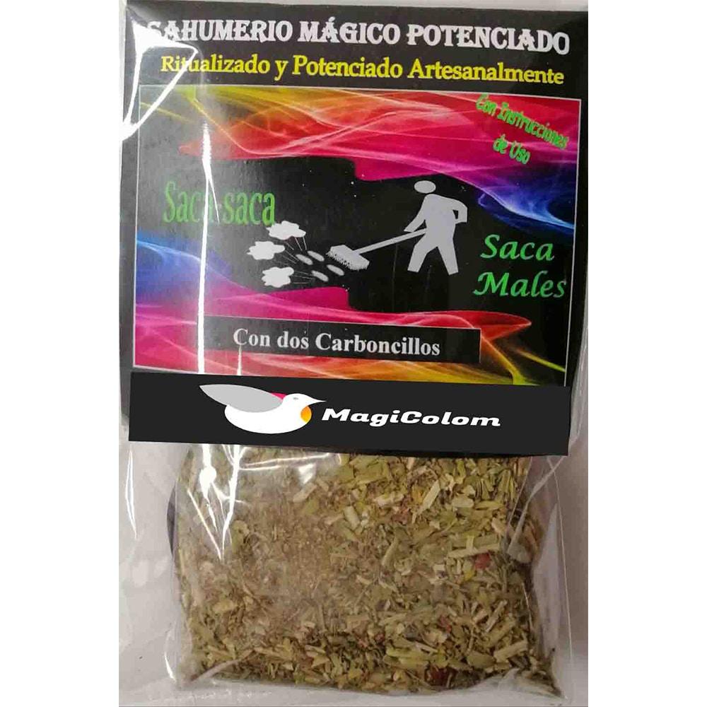 Sahumerio Esotérico Saca Saca