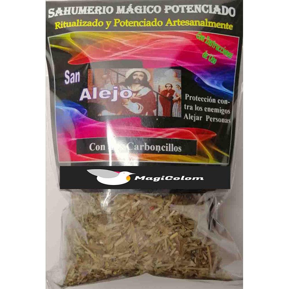 Sahumerio Esotérico San Alejo