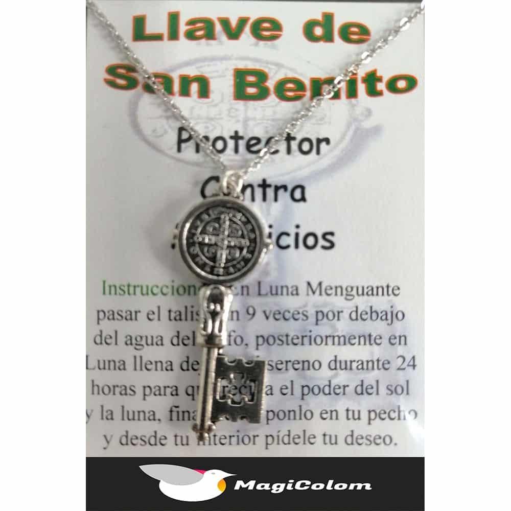 Talismán Llave de San Benito