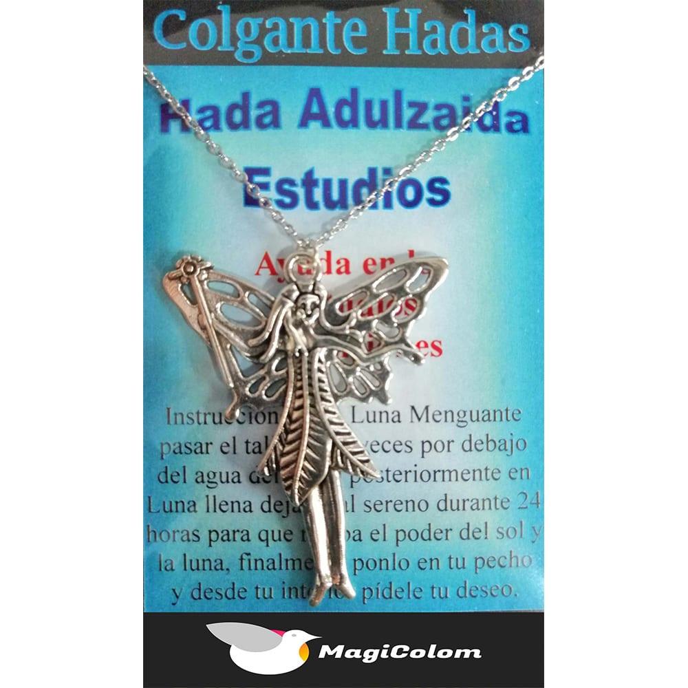 Talismán mágico Hada Adulzaida Estudios
