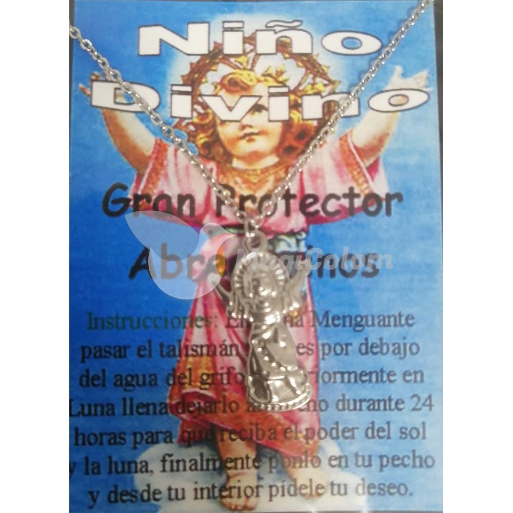 Talismán Niño Divino Gran Protector