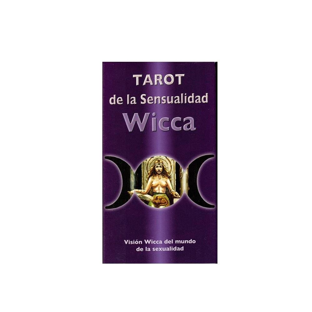 Tarot Sensualidad Wicca