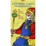 Tarot Universal de Marsella Scarabeo