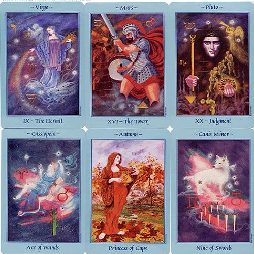 Cartas Tarot Celestial