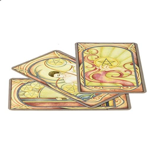 Cartas Tarot Fenestra
