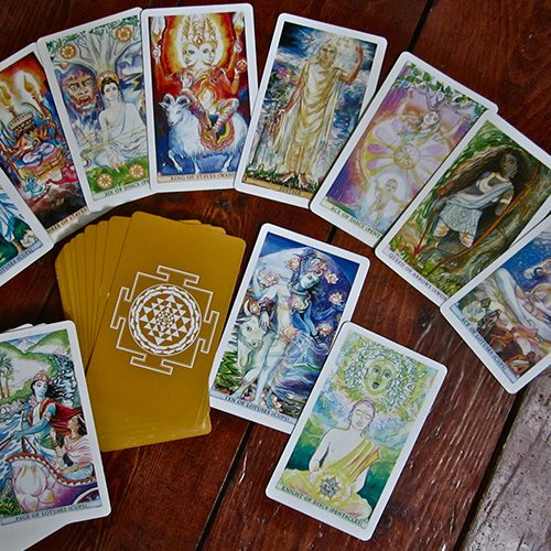 Cartas Tarot India