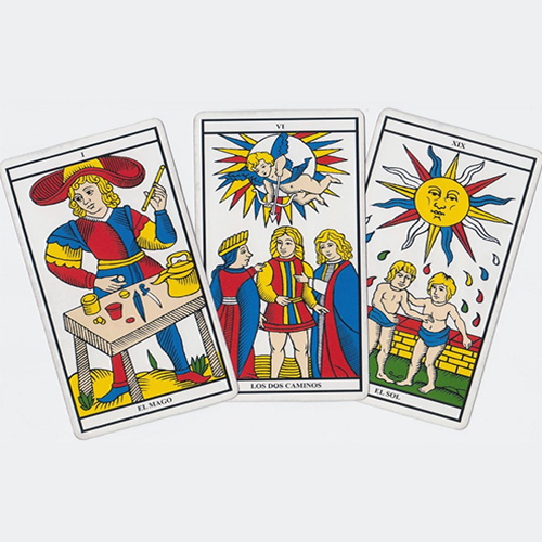Cartas Tarot de Marsella