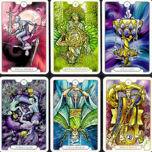 Cartas Tarot Revelations