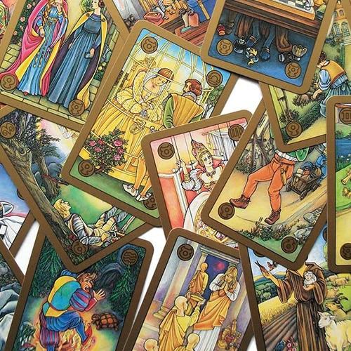Cartas Tarot Symbolon