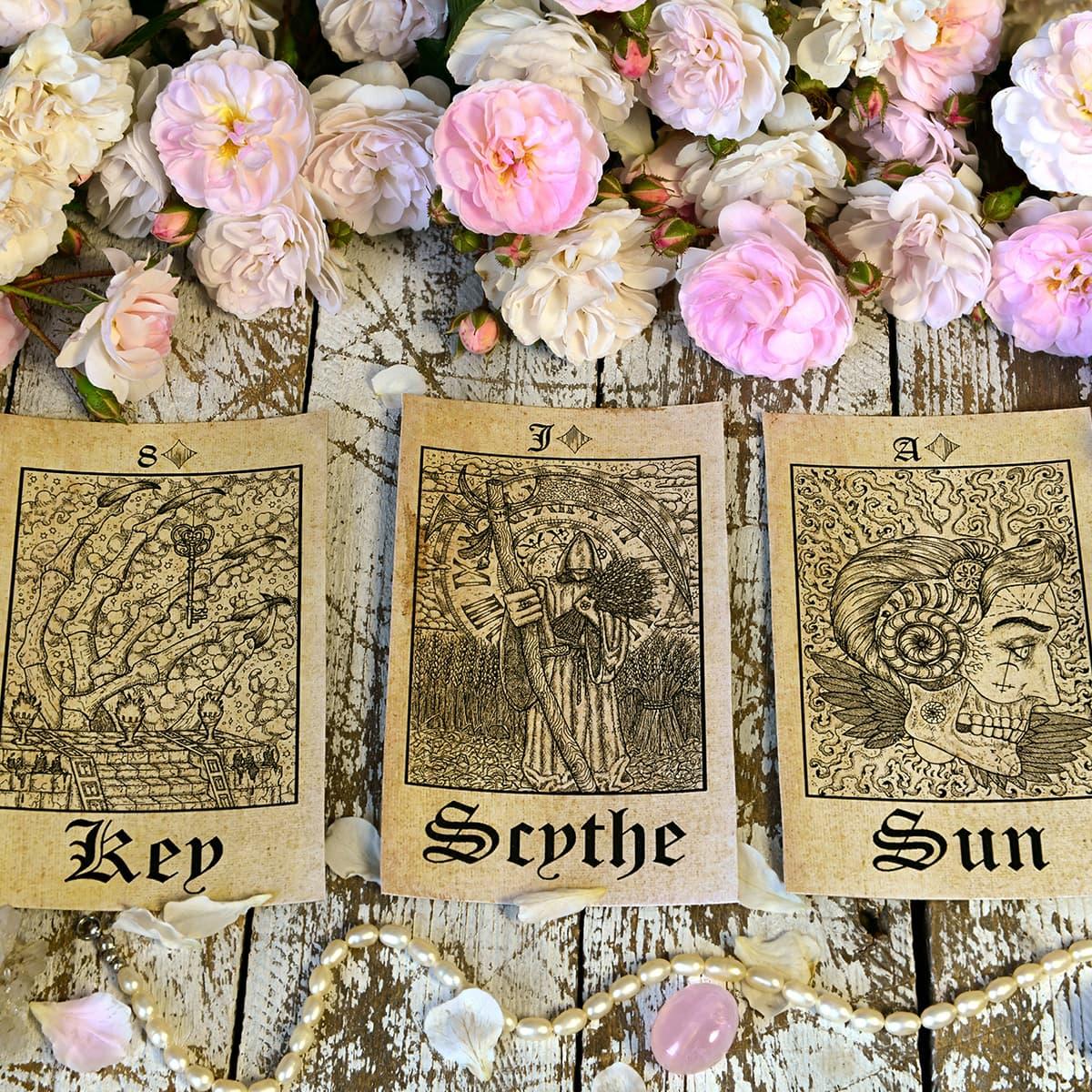 Tarot de Belline
