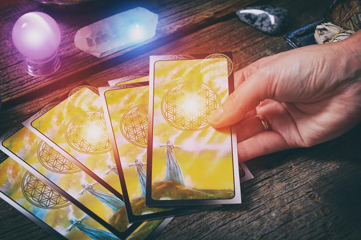 Tarot de Cristal