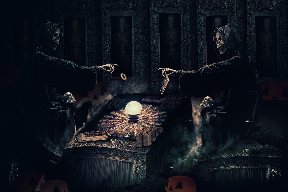 Tarot de los Muertos